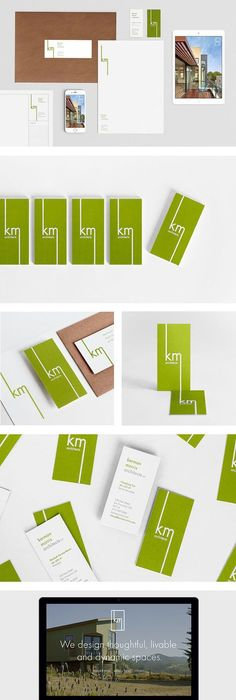 Cello or violin instructor business card design httpuso full branding package for kerman morris architects featuring a letterpressed business card designed by adrienne eberhardt reheart Images