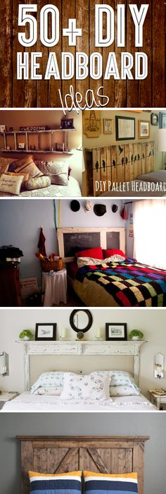 Upgrade Your Headboard with Peel-and-Stick Wood Boards   Bedrooms ...