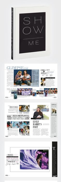 Yearbook template design vol 1 | Yearbooks, Yearbook template and ...