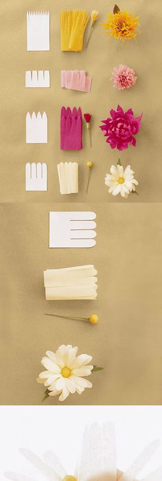Inspirational Monday – Do it yourself (diy) Flower series – DIY ...