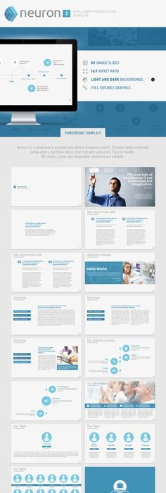 Business Plan Powerpoint Template  Business Planning Template