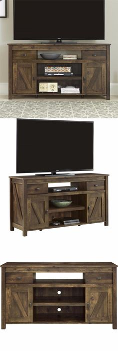 Holbrook TV Stand Add Interest and Rustic Appeal to Your Home