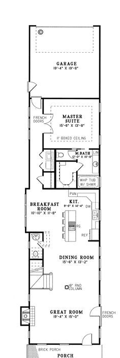 Cool House Plan Id: Chp-38667 | Total Living Area: 2143 Sq. Ft., 3