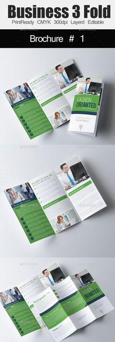 Tri Fold Brochure V3 Tri Fold Brochure Brochures And Tri Fold