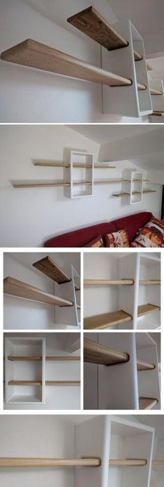 Comment fabriquer un meuble de rangement en bois? Pantry - fabriquer meuble en placo