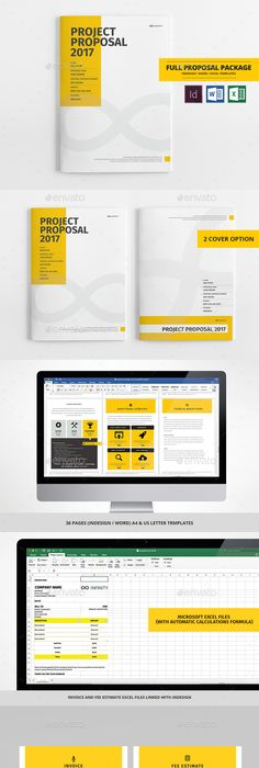 Proposal  Proposals Proposal Templates And Template