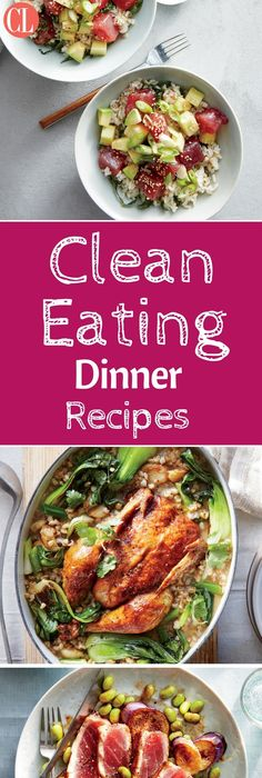 How i ditched processed food and switched to real food and the clean eating dinner recipes are affordable and can be enjoyed by the whole family set forumfinder Gallery