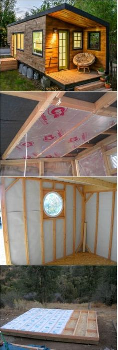 Great Steps On How To Finish The Interior Of A Shed To Use