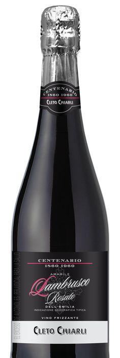 El Lambrusco es un vino Italiano (Modena) de características peculiares,  inimitable, original