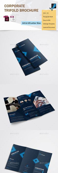 Trifold Brochure Template Psd Download Here Httpsgraphicriver