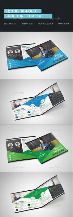 High Tech Brochure | Brochures, Brochure template and Template