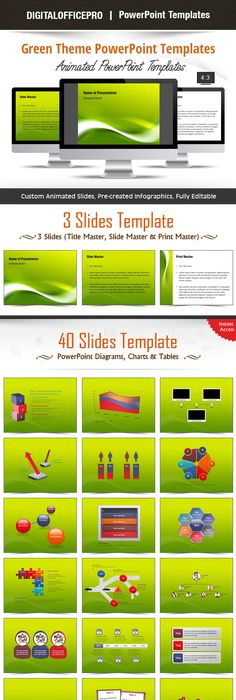 Retirement PowerPoint Template Backgrounds Template - new jungle powerpoint template