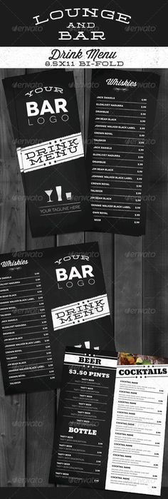 Cocktail Menu  Fruit Drinks Menu And Food Menu