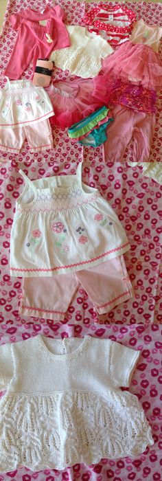 Mixed Items And Lots 147220 Nwt Girls Size 12 Months Lot Of Summer