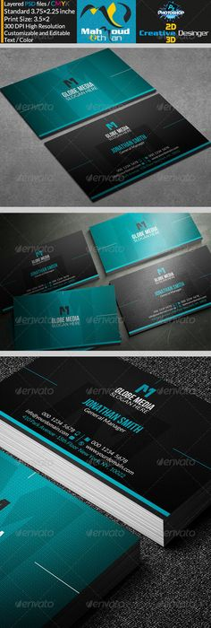 Laptop business card template black edition card templates corporate black business card psd print template download httpgraphicriver reheart Gallery