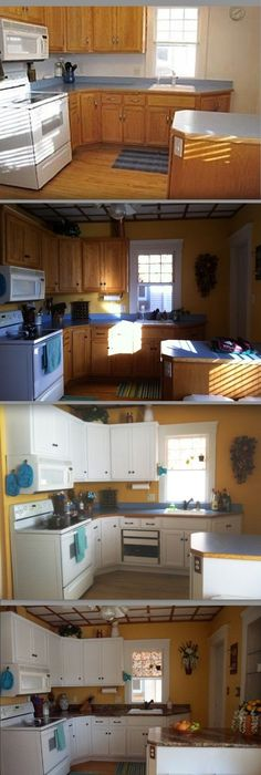 Perfect Kitchen Remodeling On A Budget | Kitchens | Pinterest | Budgeting, Kitchens  And House