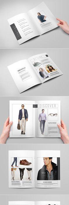 Pin by N A S T Y on designcatalogs broсhures Pinterest Catalog - fashion design brochure template