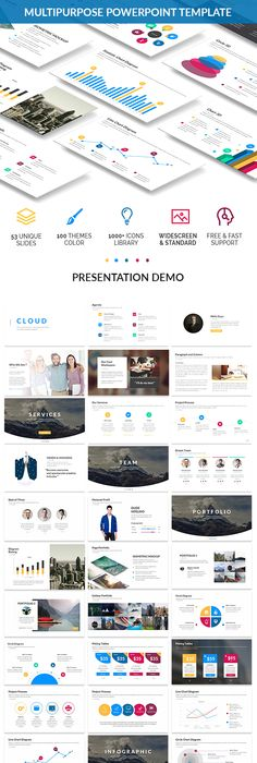 Seen Powerpoint Template Creative Powerpoint Templates Presentation Design Pinterest Creative Powerpoint Template And Presentation Design