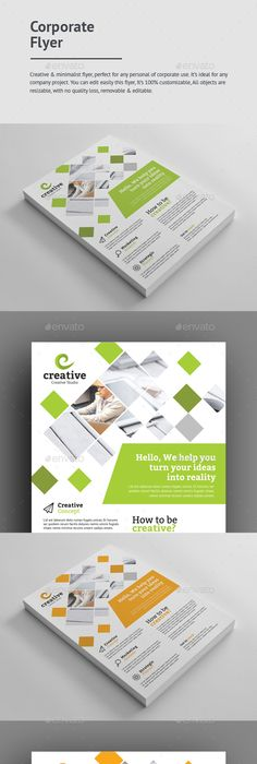 Flyer | Flyer template, Font logo and Fonts