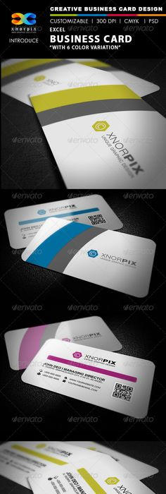 Realistic business card mockup mockup business cards and card excel business card reheart Images