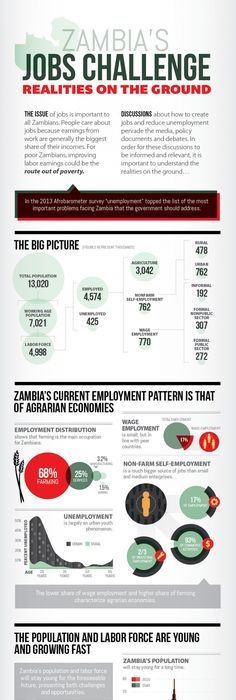 Glossy heart zambia flag zambia pinterest zambia flag this is an infographic showing the realities on the ground in zambia as regards jobs and employment produced by the poverty reduction and economic ma malvernweather Gallery