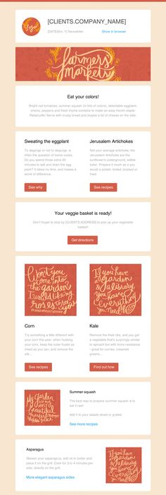 Newsletter Templates Free Email Templates  CakemailCom  Yw