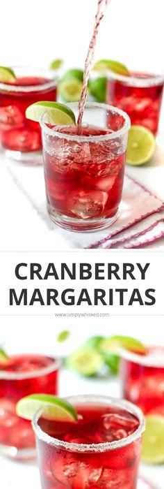 recipe: cranberry orange vodka punch [8]