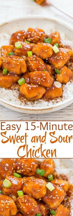 Pf changs home menu orange chicken featured at the country cook easy 15 minute sweet and sour chicken faster easier healthier and chinese food recipesasian forumfinder Gallery