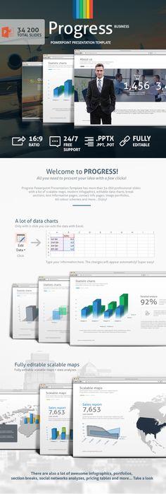 Big Data Powerpoint Presentation Template Powerpoint Templates