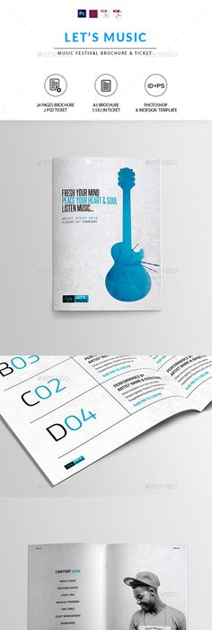Annual Report Template INDD, Vector AI. Download here: http ...