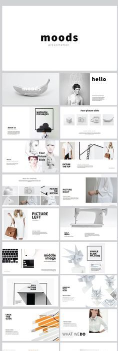 Pinky fashion template template creative powerpoint and layouts moods multipurpose powerpoint template toneelgroepblik Image collections