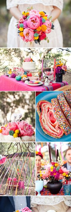 vintage+little: Day of the Dead Mexican Fiesta! | Parties: Mexican ...