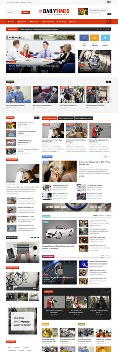 Broden Lifestyle Blog Magazine Portal Website Portal And