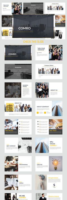 Magic Morph Powerpoint Template  Business Powerpoint Templates