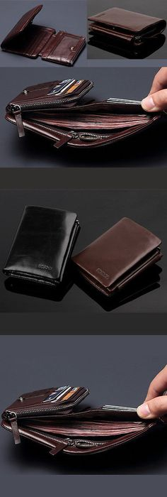 3918aae0cbf Business and Credit Card Cases 105860  Coach F75459 Money Black Clip Card  Case Leather   Nwt   -  BUY IT NOW ONLY   31.45 on eBay!