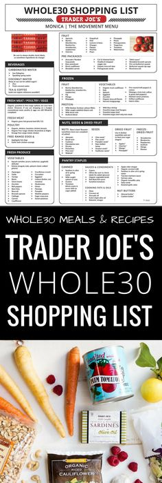 Whole 30 shopping list Whole30 Pinterest Shopping lists, 30 - best of blueprint diet food list