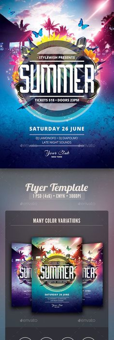 Youth Camp Mini Flyer Template  Youth Camp Flyer Template And Youth