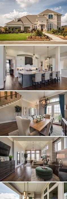 Luxurious Home Design in Glen Ellyn, IL. | DREAM HOME | Pinterest ...