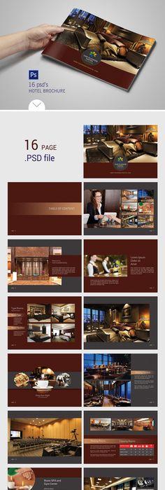 Hotel Brochure Design  Hotel Brochure Design    Hotel