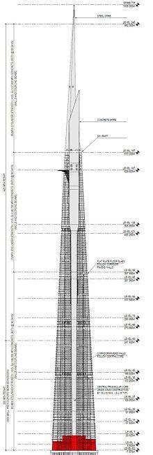 lotte world tower by kohn pedersen fox associates (KPF) opens in - new aia final completion