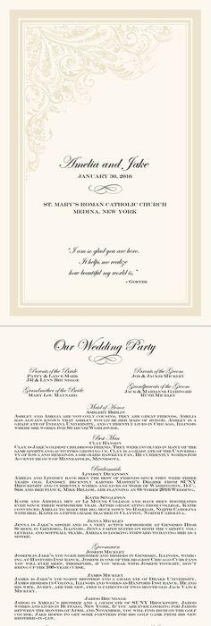 Catholic Wedding Invitation Vintage Catholic Cross Wedding ...