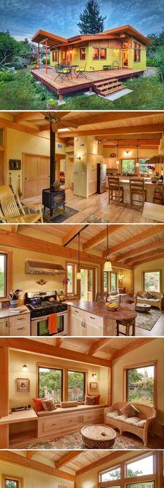 Small house plan pinterest kleines h uschen for Smallhouse weberhaus