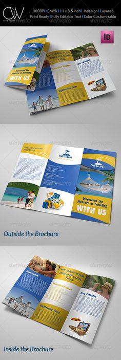 beauty spa wellness brochure template by katzeline spa wellness brochure template includes closed size a4 6mm bleedlandscape cmyk