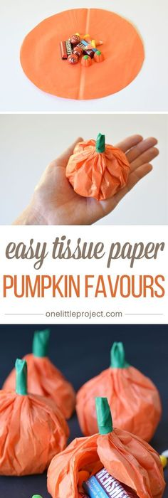 10 Days of Thrifty Halloween Ideas Day 5 Party favour ideas - cute halloween gift ideas
