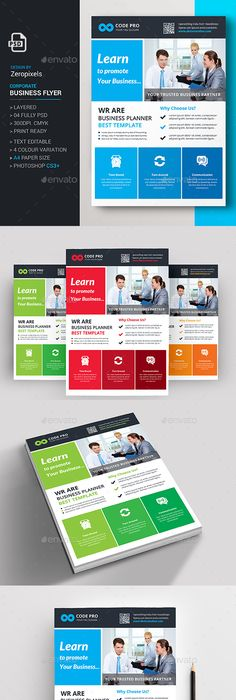 Multipurpose Flyer Template  Brochure  Flyer Designs