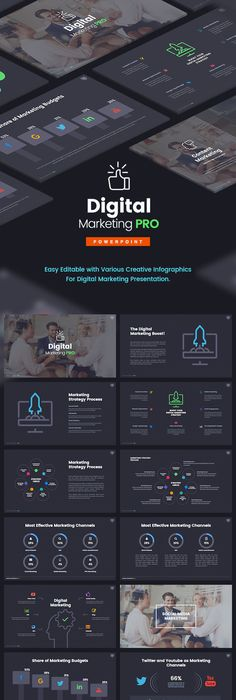 Marketing Plan Powerpoint Template  Template Ppt Design And Keynote