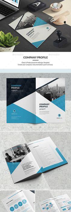 Company Profile Company Profile Brochure Template And Brochures