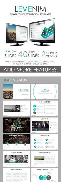 Moda  Modern Powerpoint Template  Presentation Slides Slide