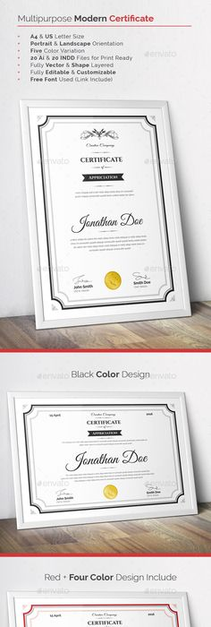 Certificate of Participation Template MS Word Certificate of - new certificate vector free