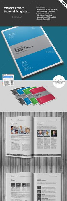 In This Article We Collect Some Great Proposal Templates Psd